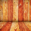 Stock Photo: Wood room