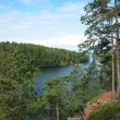 A beautiful island Valaam - Stock Photo