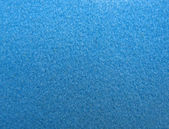 Blue Velvet paper. Macro. — Stock Photo