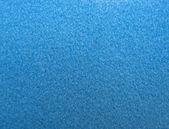 Blue Velvet paper. Macro. — Stock Photo