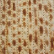 The texture of matzo - unleavened — Stock Photo