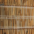 Mat of reeds. Background — Foto de Stock