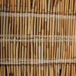 Stock Photo: Mat of reeds. Background