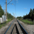 Railway — Stock Photo #2393087