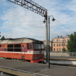 Vitebsk Station. St.Petersburg — Stock Photo #2399711