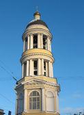 Belltower vladimir katedrála. st. peters — Stock fotografie