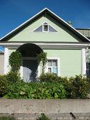 Houses in Viborg — Stock Photo