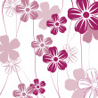 Royalty-Free Stock Vectorielle: Floral background