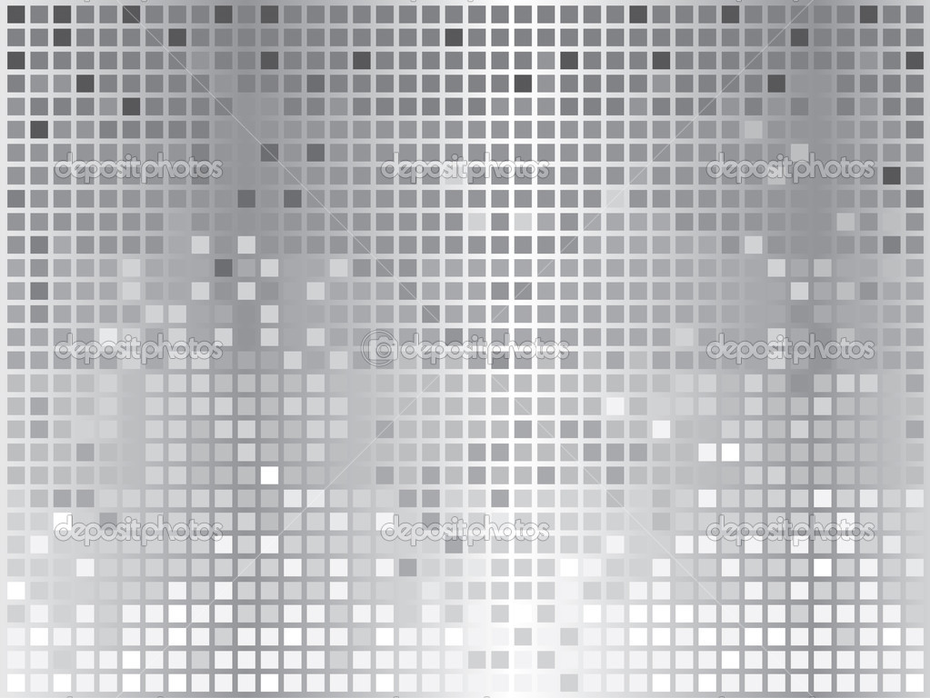 Vector silver disco background — Stock Vector #2393596
