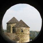 Kamenets-Podolsky Fortress — Stock Photo #2189368