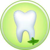 Tooth — Stockvektor