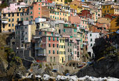 Scenic Italy - Cinque Terre — Stock Photo