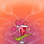 Valentine background — Stock Vector #2364343