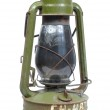 Old gasoline lamp — Stock Photo