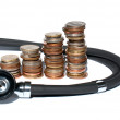 Cost of Healthcare — Foto Stock