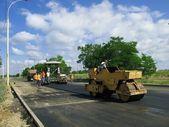 Roadwork — Stock Photo