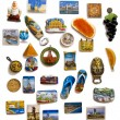 Color magnets for refrigerator — Stock Photo #2116054