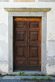 Church door — Stock Photo
