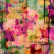 Abstract floral background — Foto de Stock