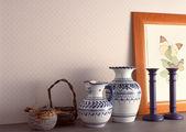 Conceptos interiores casero — Foto de Stock