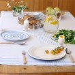 Pleasant Dining Table — Stock Photo #2496380