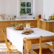 Pleasant Dining Table — Foto de stock #2496381