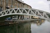 Bridge on the Milan — Stock Photo
