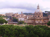 Panorama of Rome — Stock Photo