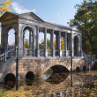 ancient bridge — Stock Photo