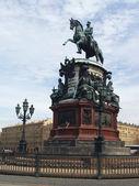 Anıt isaakiy alanlarda — Stok fotoğraf