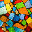 Stock Photo: Color mosaic