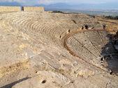 Ancient amphitheater — Stock Photo
