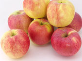 Juicy apples — Foto de Stock