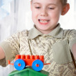 Boy plays — Stock Photo #2198157