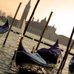 gondel in Venetië — Stockfoto #2365672
