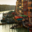 Grand canal, Venice, Italy - Stock Photo