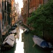 Canal in Venice, Italy — Stock Photo #2429890