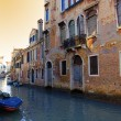 Canal in Venice, Italy - Stock Photo