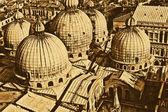 Old photo - St. Mark's Basilica — Φωτογραφία Αρχείου