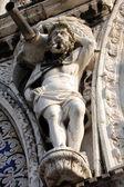 ヴェネツィア サン ・ マルコ聖堂詳細 — ストック写真