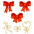 Royalty-Free Stock Vectorielle: Bows