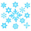 Snowflakes — Stock Vector #2126599