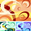Abstract backgrounds — Stock Vector #2522327