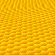 Royalty-Free Stock Vectorafbeeldingen: Honeycombs