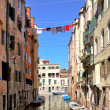 Royalty-Free Stock Photo: One of channels in Venice,