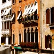 Stock Photo: Venetiarchitecture in Venice Italy