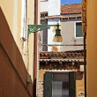 Venetian architecture in Venice Italy — Stock Photo