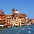 The Grand Canal in Venice, — Stock Photo #2174078