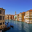 Stock Photo: Grand Canal in Venice 3,
