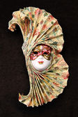 The Venetian mask 1 — Stock Photo